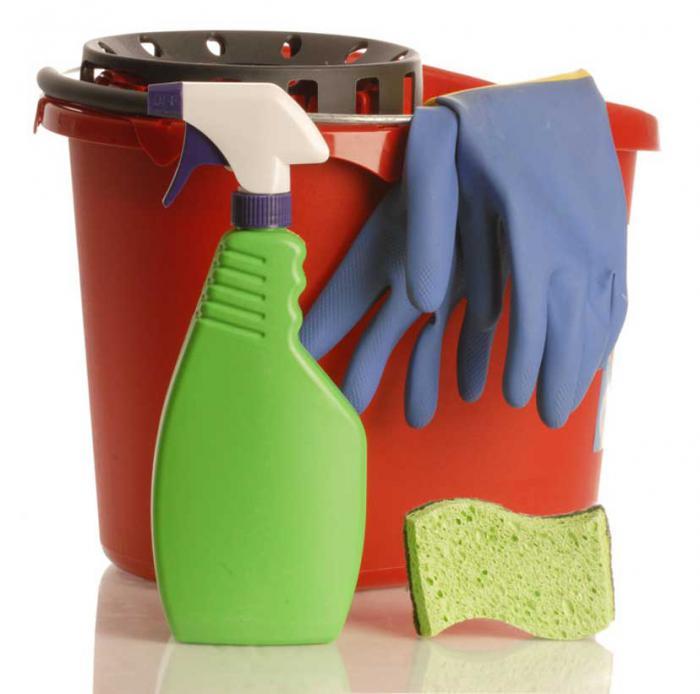 Порядок и чистота в доме